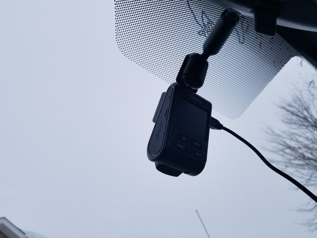 VIOFO A119 V2 Review Picture of Dashcam
