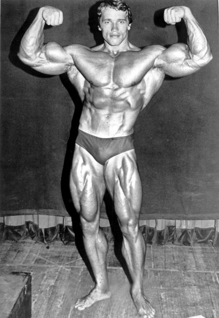 Creator of The Arnold Blueprint to Mass Arnold Schwarzenegger - By Madison Square Garden Center - RMY Auctions, Public Domain,