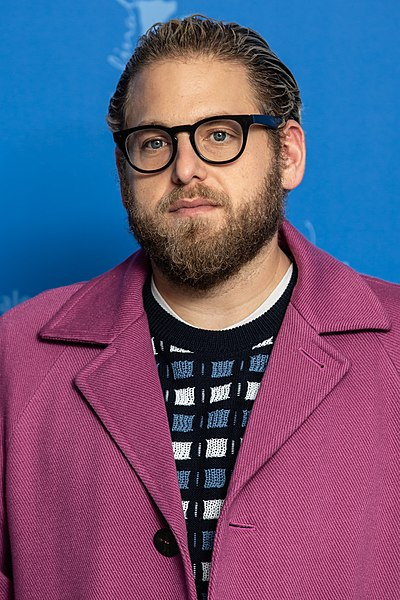 Jonah Hill, one of the funniest endomorph celebrities. Photo credit to Harald Krichel
