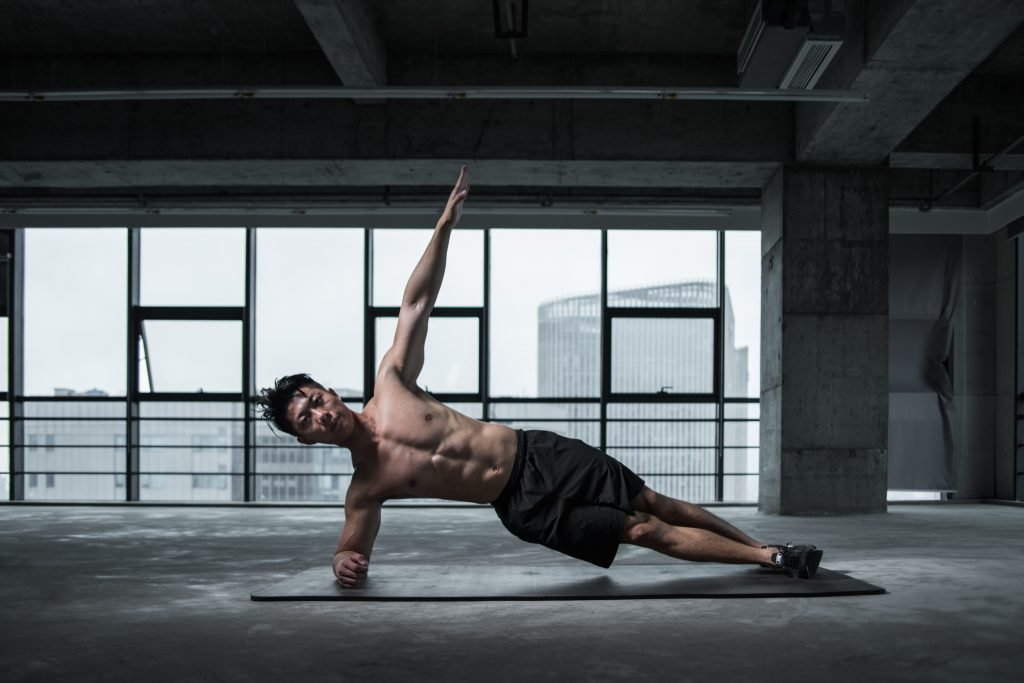 Ab workout for bodybuilding