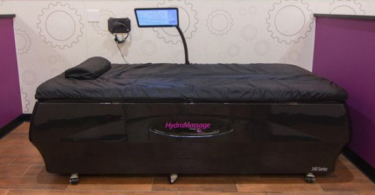 Planet Fitness Hydromassage Bed
