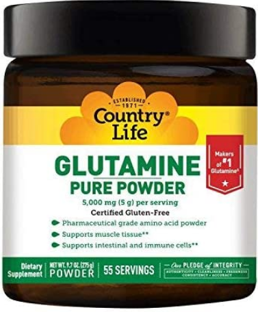Glutamine natural bodybuilding supplements