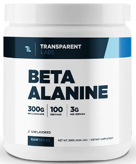 Transparent Labs Beta Alanine