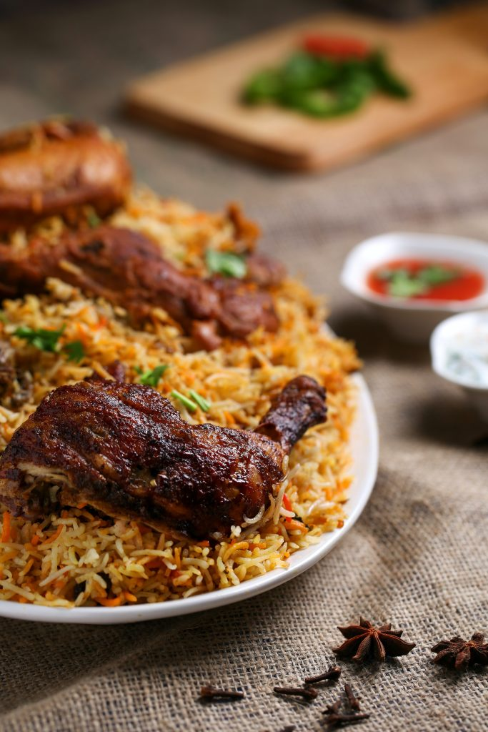 If you're still wondering why do bodybuilders eat rice and chicken, look no further. It just looks delicious! Photo by Rajesh TP from Pexels
