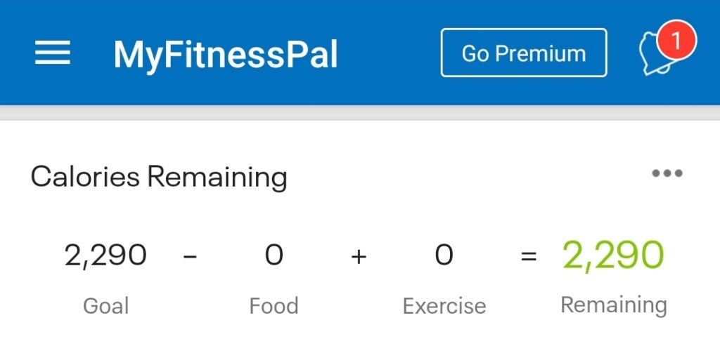 Cronometer vs MyFitnesspal - MyFitnessPal's interface right away is a lot easier to understand for beginners.