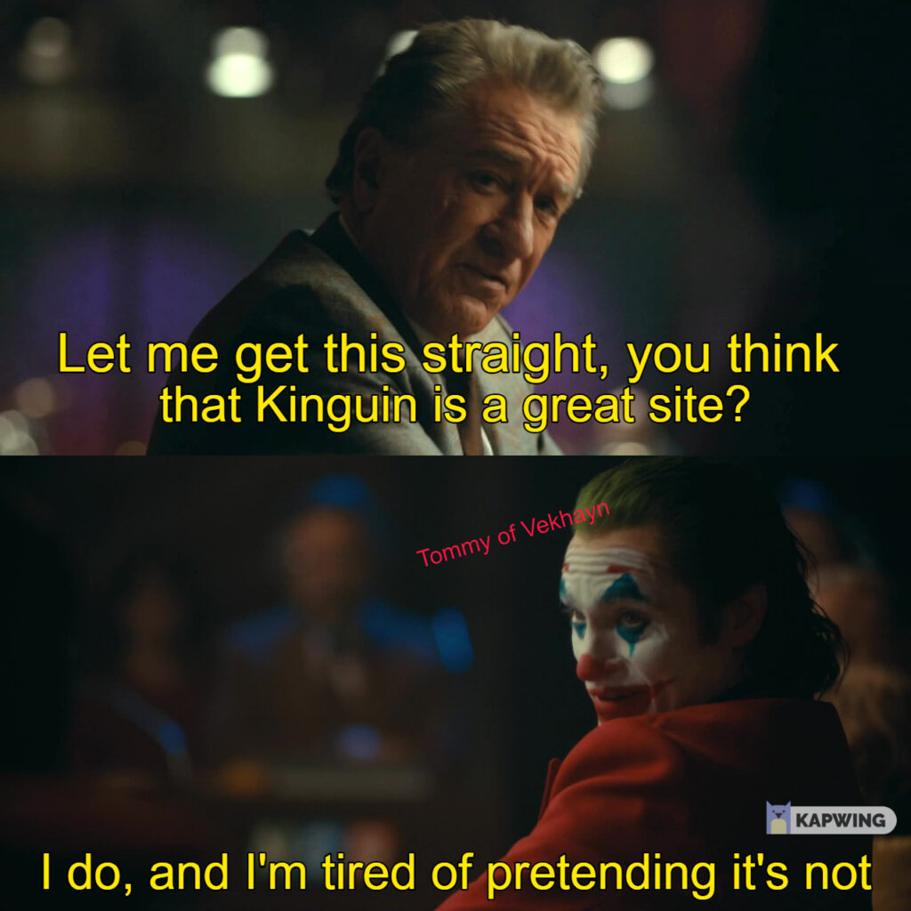 Is Kinguin Legit meme by Vekhayn? (Yes, I'm sick of pretending Kinguin isn't great. That website has saved me and my friends so much money, it gets hated for NO reason)