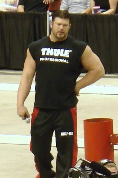 Bridget Samuels from College Park, MD, CC BY 2.0 <https://creativecommons.org/licenses/by/2.0>, via Wikimedia Commons, One of the most famous powerlifters.