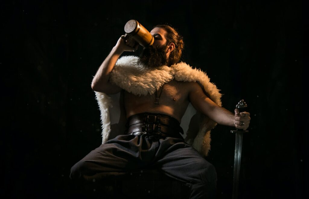 Photo by Gioele Fazzeri from Pexels, The Viking Workout will turn you into a complete BEAST.