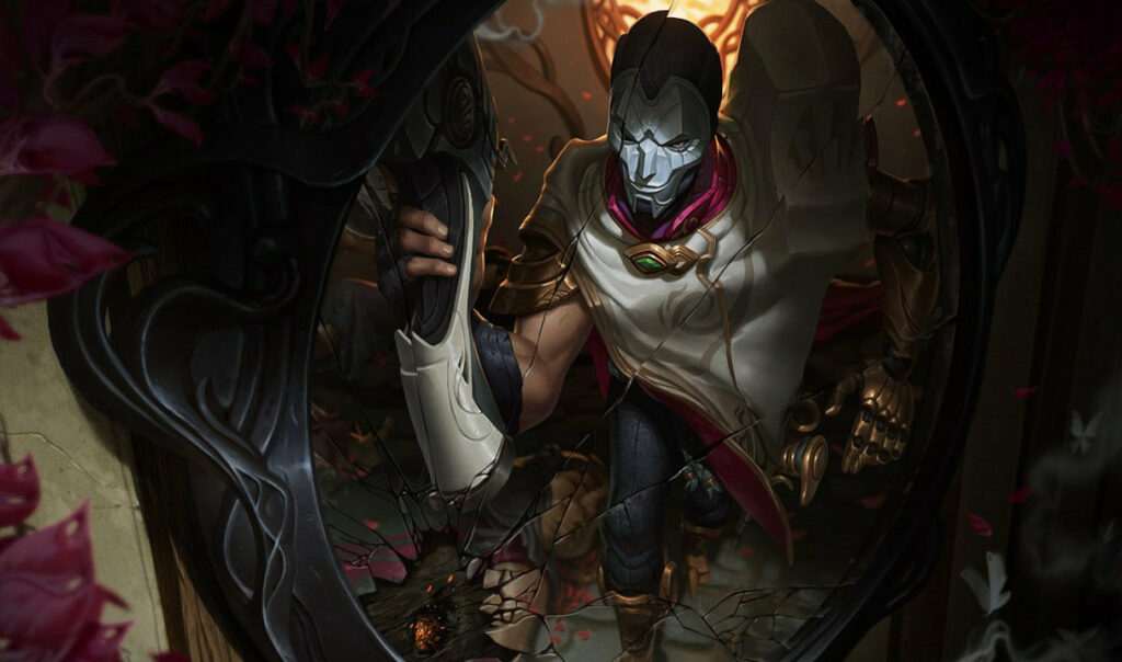 One of the best jhin skins is the base skin- Jhin is a champion that looks great on the rift even without a skin.