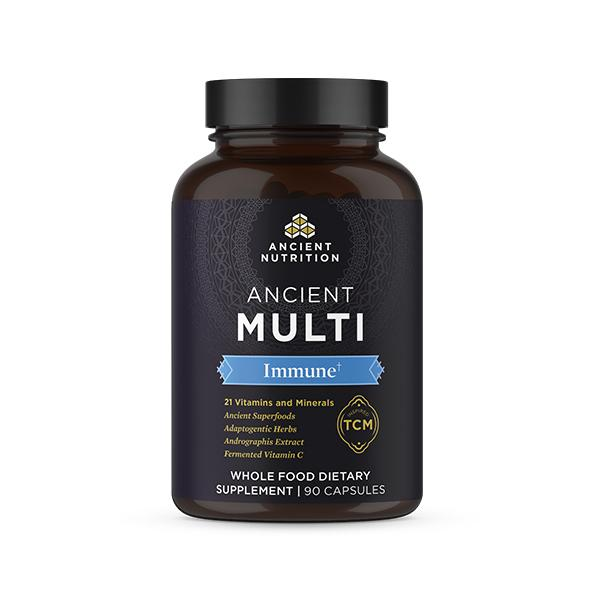 One of the best multivitamins for bodybuilders is the Ancient Nutrition multivitamin.