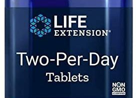 One of the best multivitamins for bodybuilders is the Life Extension Two Per Day tablet.