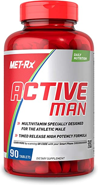 One of the best multivitamins for bodybuilders is the Met-Rx Active Man!