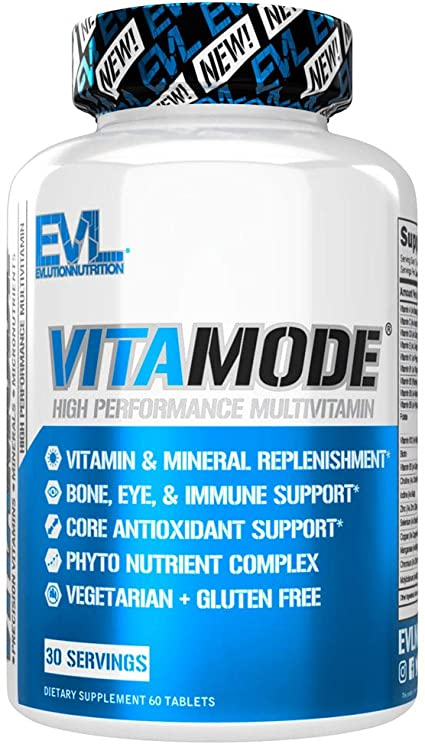 One of the best multivitamins for bodybuilders is the Vitamode Multivitamin.