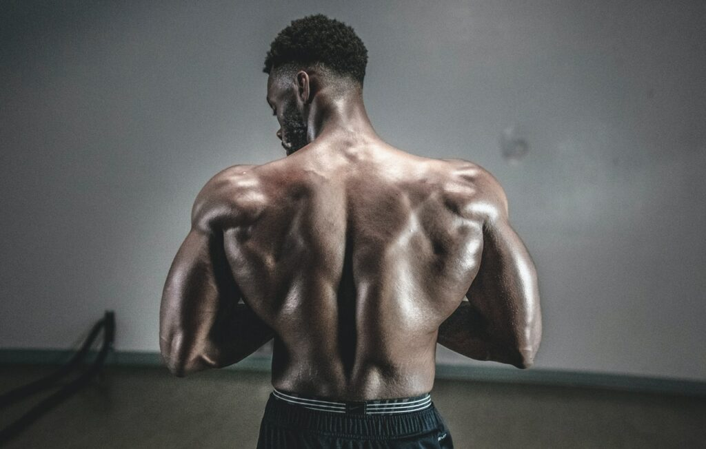 What muscle grows the fastest? For most, it's the quads, chest, and for some- the back!