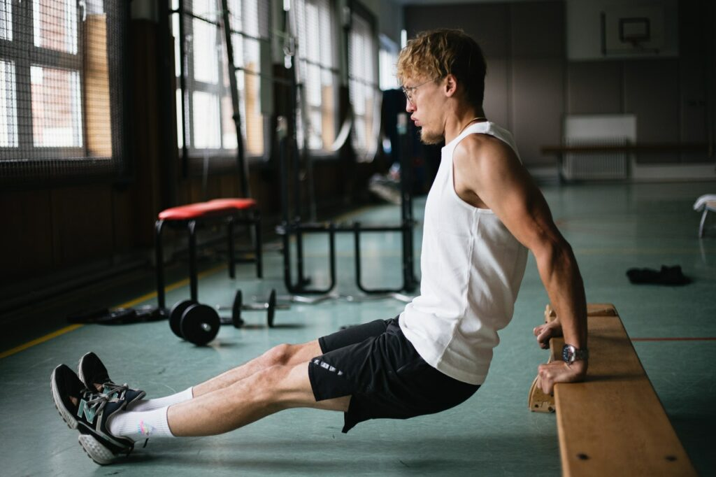 Are Tricep Dips Effective? Photo bySinitta LeunenfromPexels